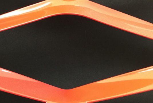 Voorbeeld MD Strekmetaal van aluminium gevelbekleding type MD Italy