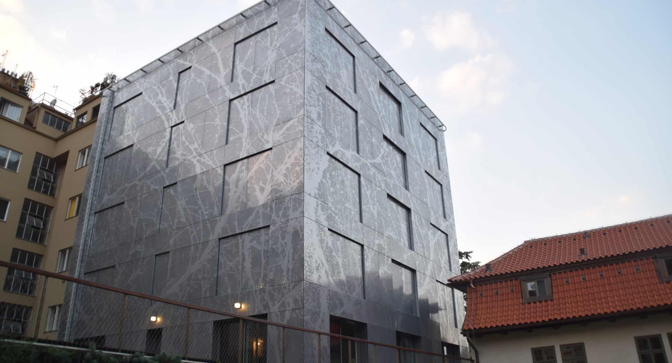 Voorbeeld van het project Old Town Court in Praag