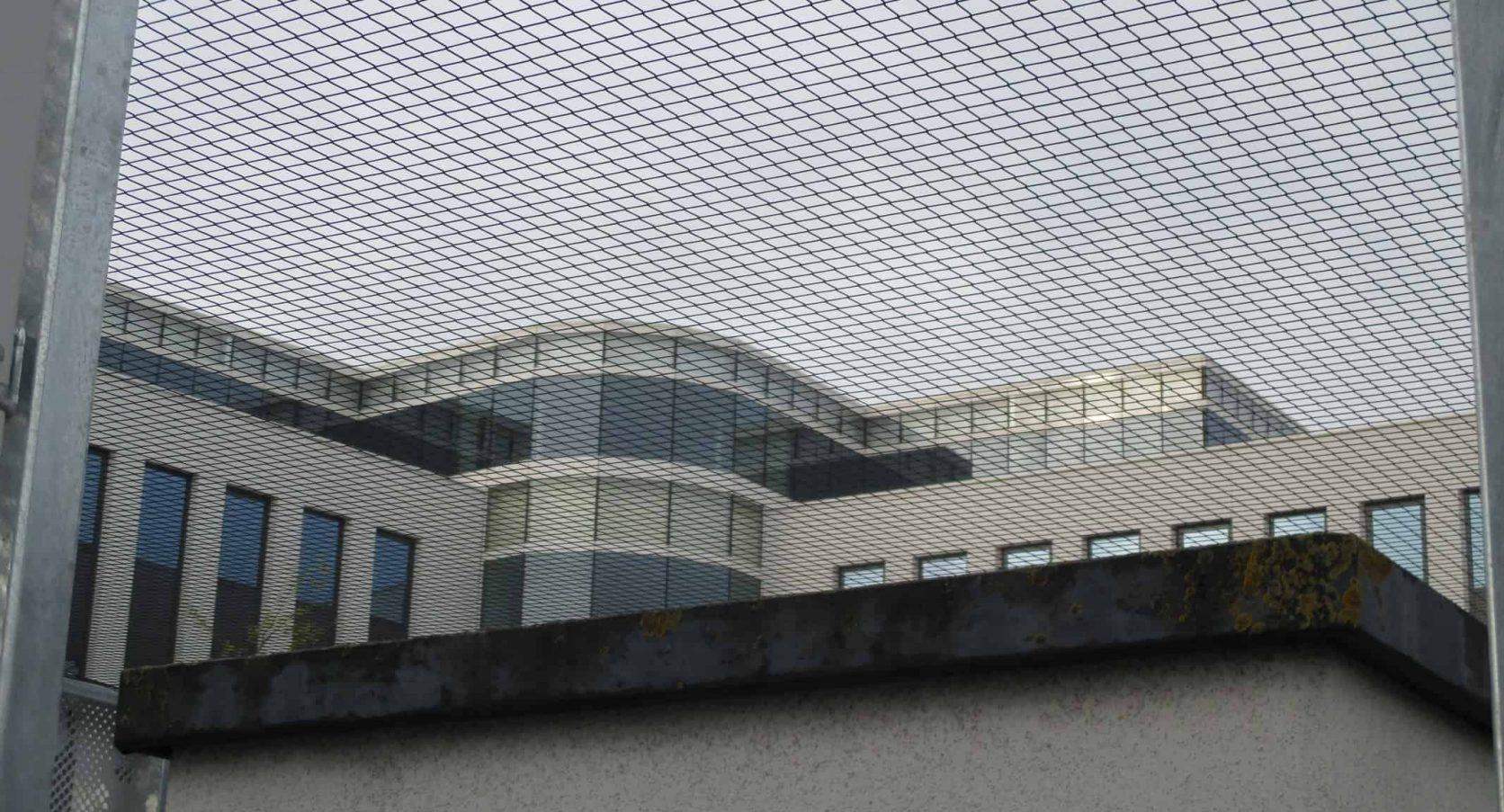 Opslagruimte Paasheuvelweg Amsterdam uitgerust met MD Nettick als doorvalbeveiliging