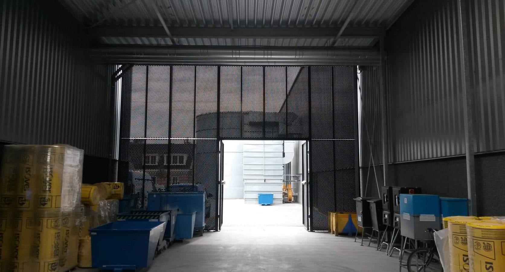 Groothuisbouw in Emmeloord voorzien van MD Strekmetaal