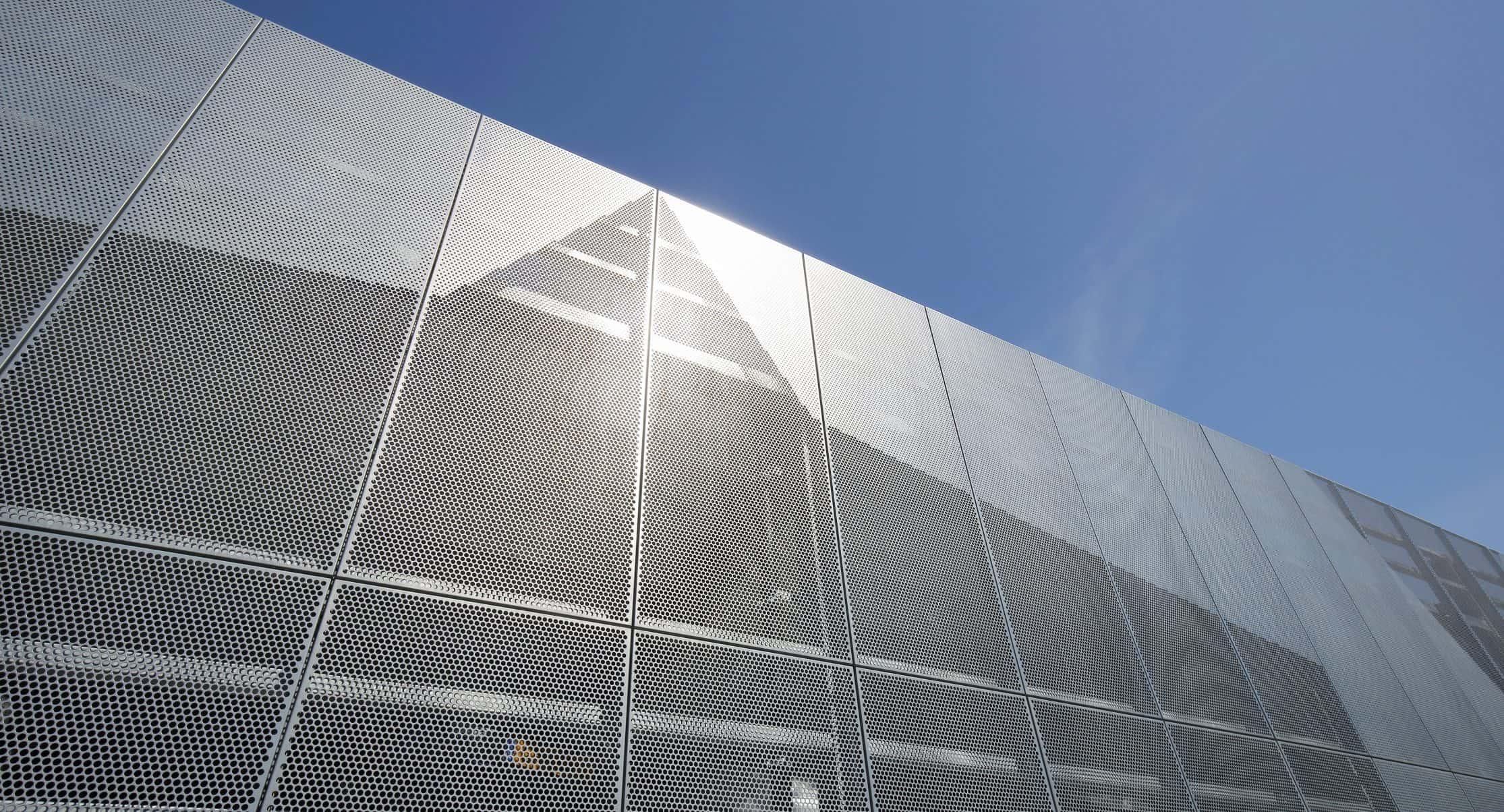 MD Design perforatie gevelbekleding MD Design perforation facade