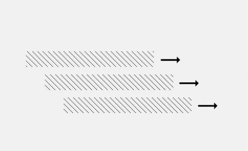 Voorbeeld van een bevestiging bij MD Strekmetaal met STA113