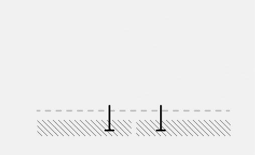 Voorbeeld van een bevestiging bij MD Strekmetaal met STC112