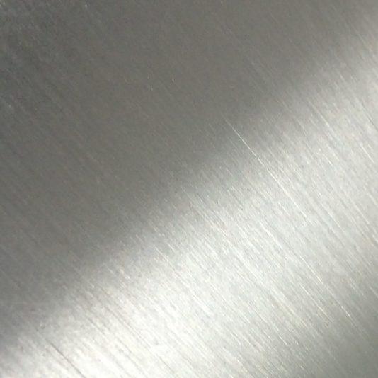 Voorbeeld van het materiaal Rvs