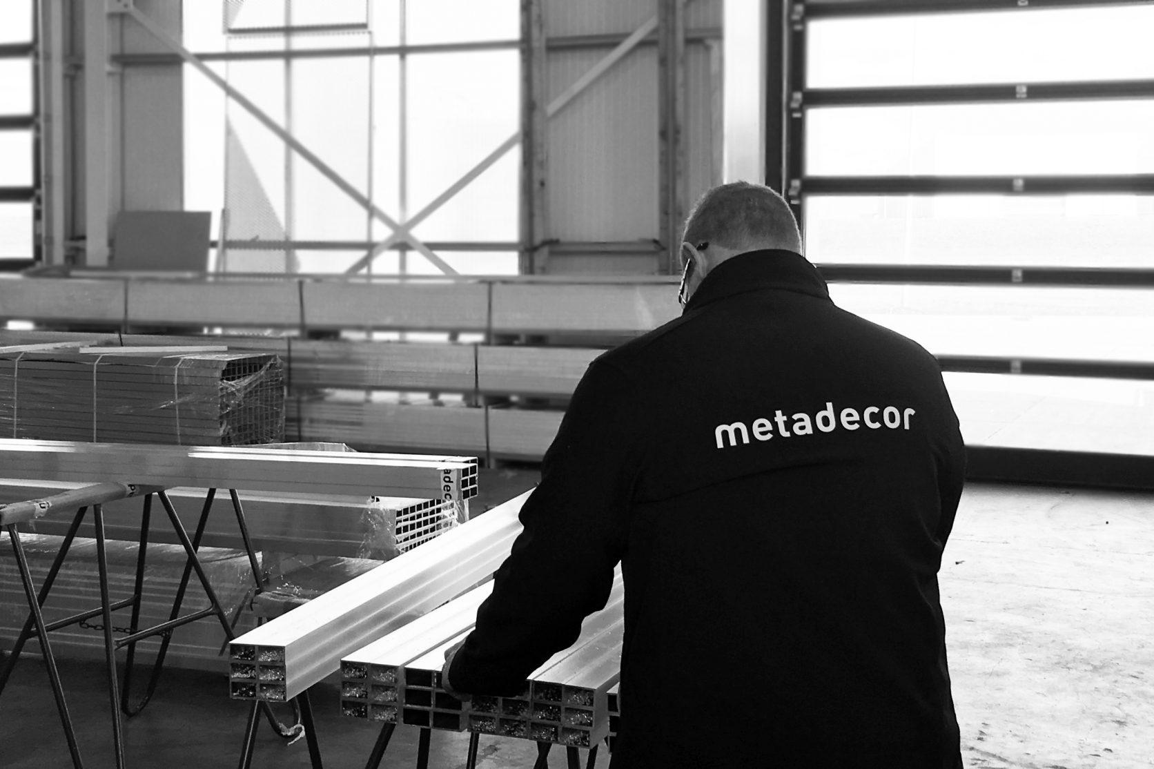 Werken bij Metadecor Kampen