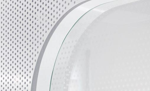 Orthodontiepraktijk Schiedam Detail MD Designperforatie interieur