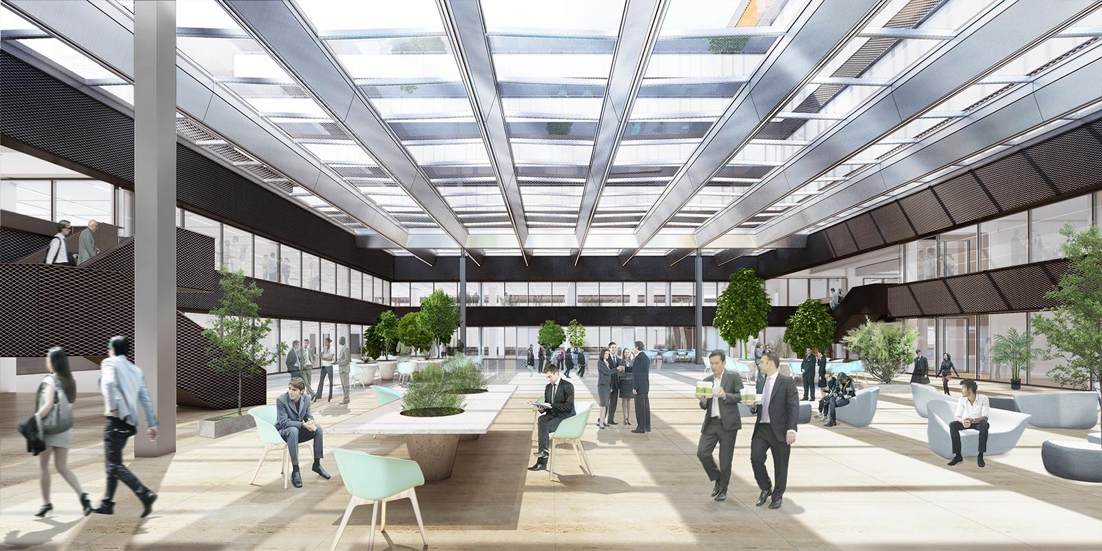 Opdracht voor interieur project Fellenoord Eindhoven