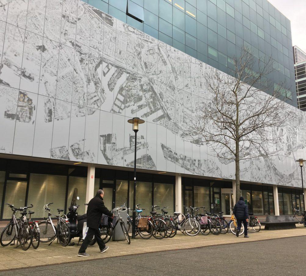 Gastblog Caroline Kruit Dansen door de stad Prins Alexanderplein Rotterdam