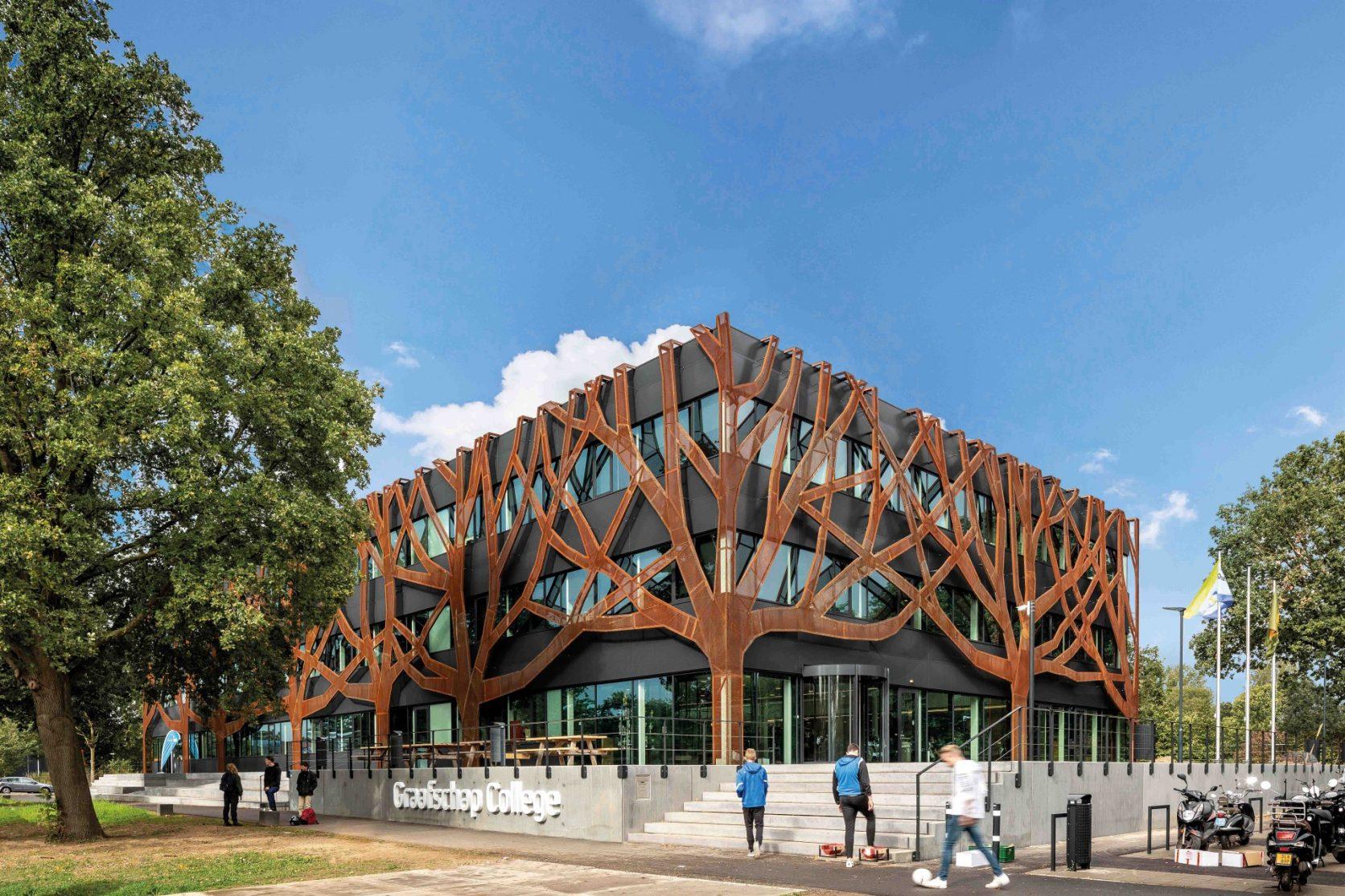 Graafschap College genomineerd in Doetinchem voor Architectuur Prijs Achterhoek 2019