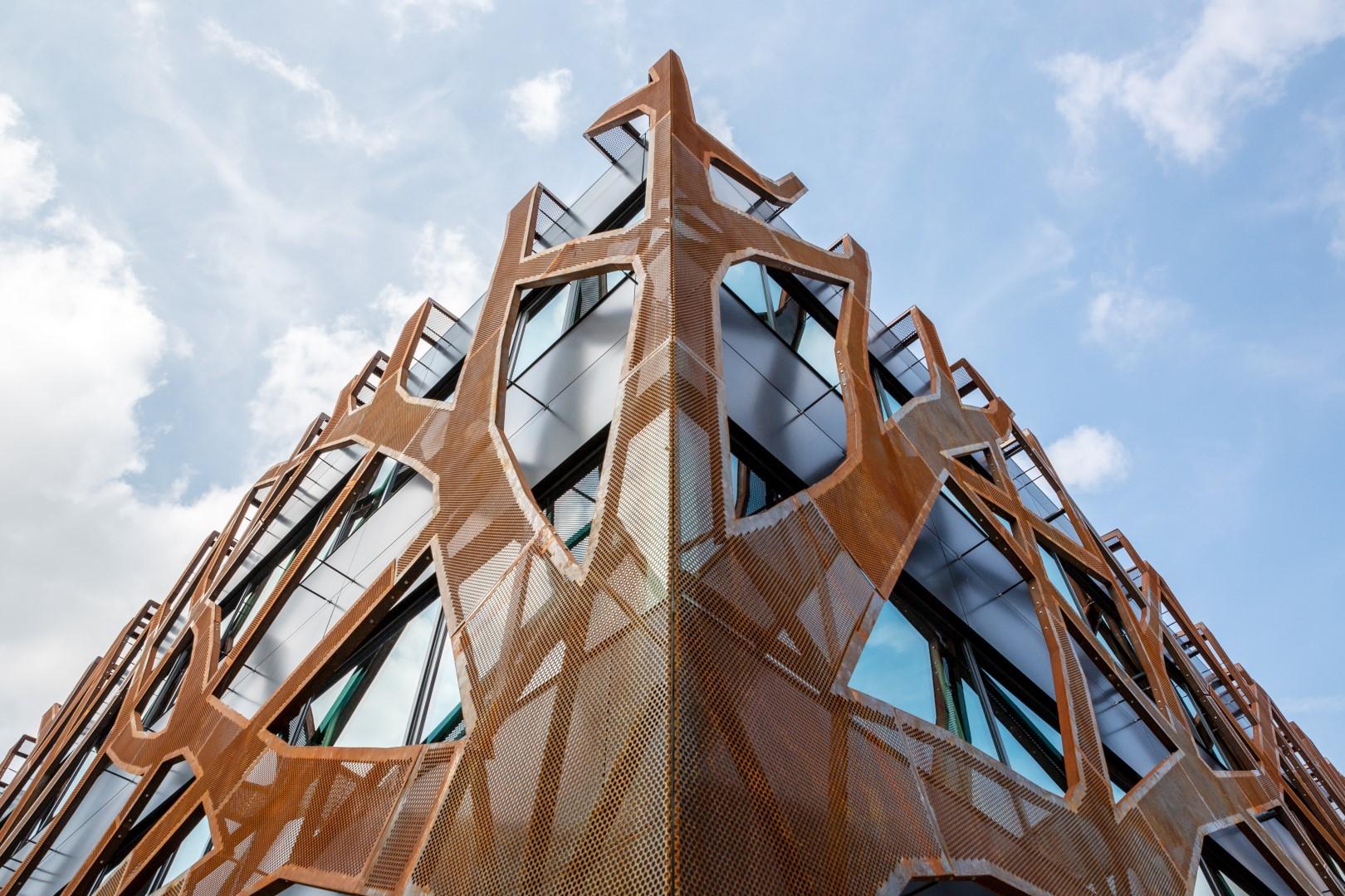 Graafschap College Top 3 Architectuur Prijs Achterhoek 2019