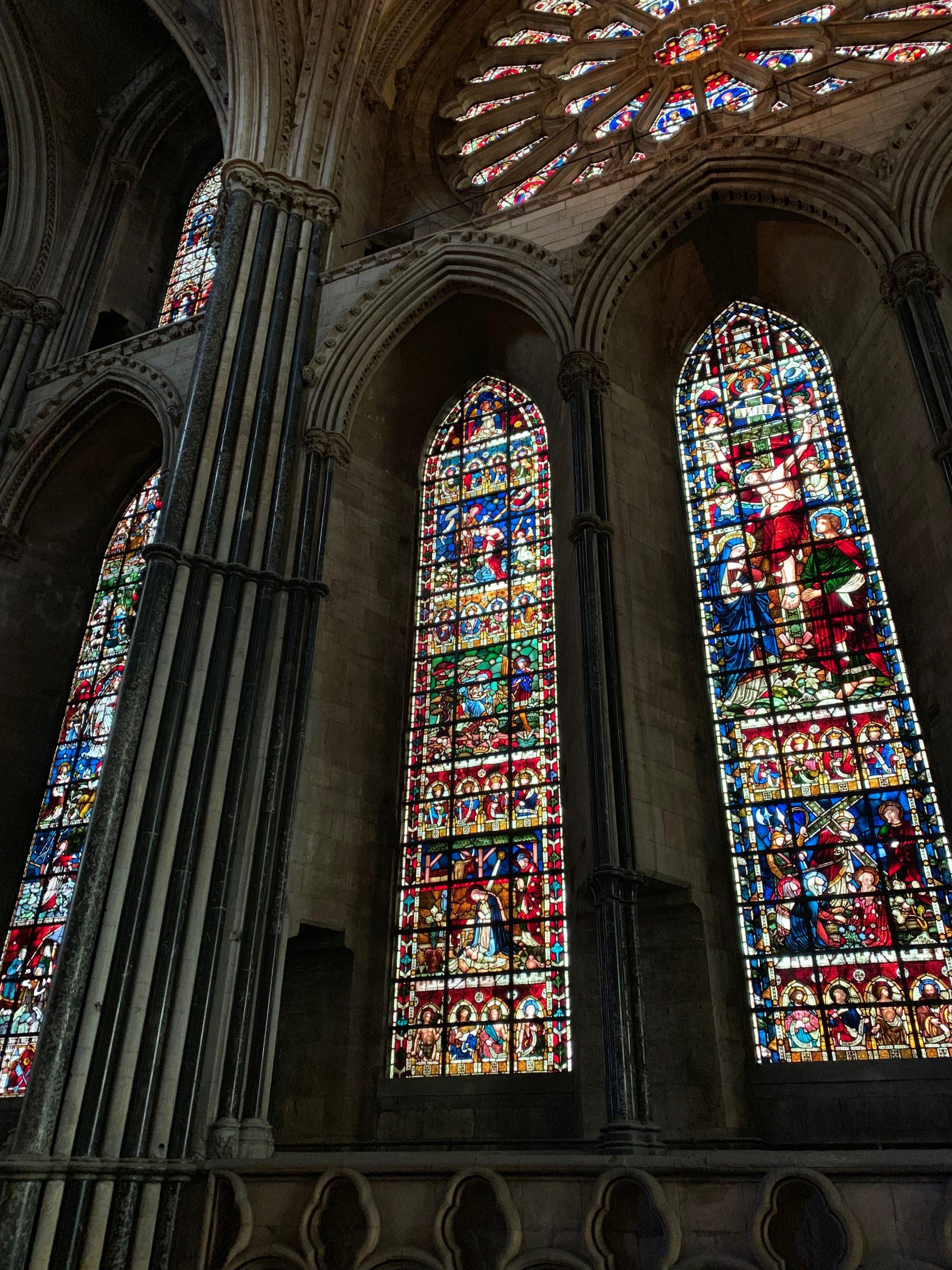 Blog Durf te dromen als een kind Kathedraal Durham