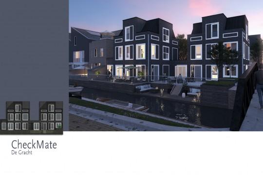 Woonwijk De Krijgsman in Muiden MD Designperforatie