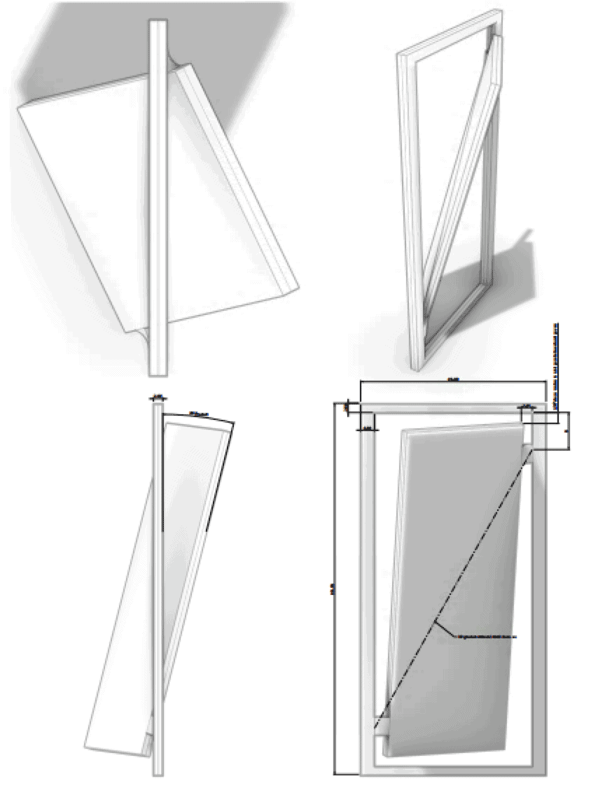 MD Formatura - MD F0216 - Technische tekening