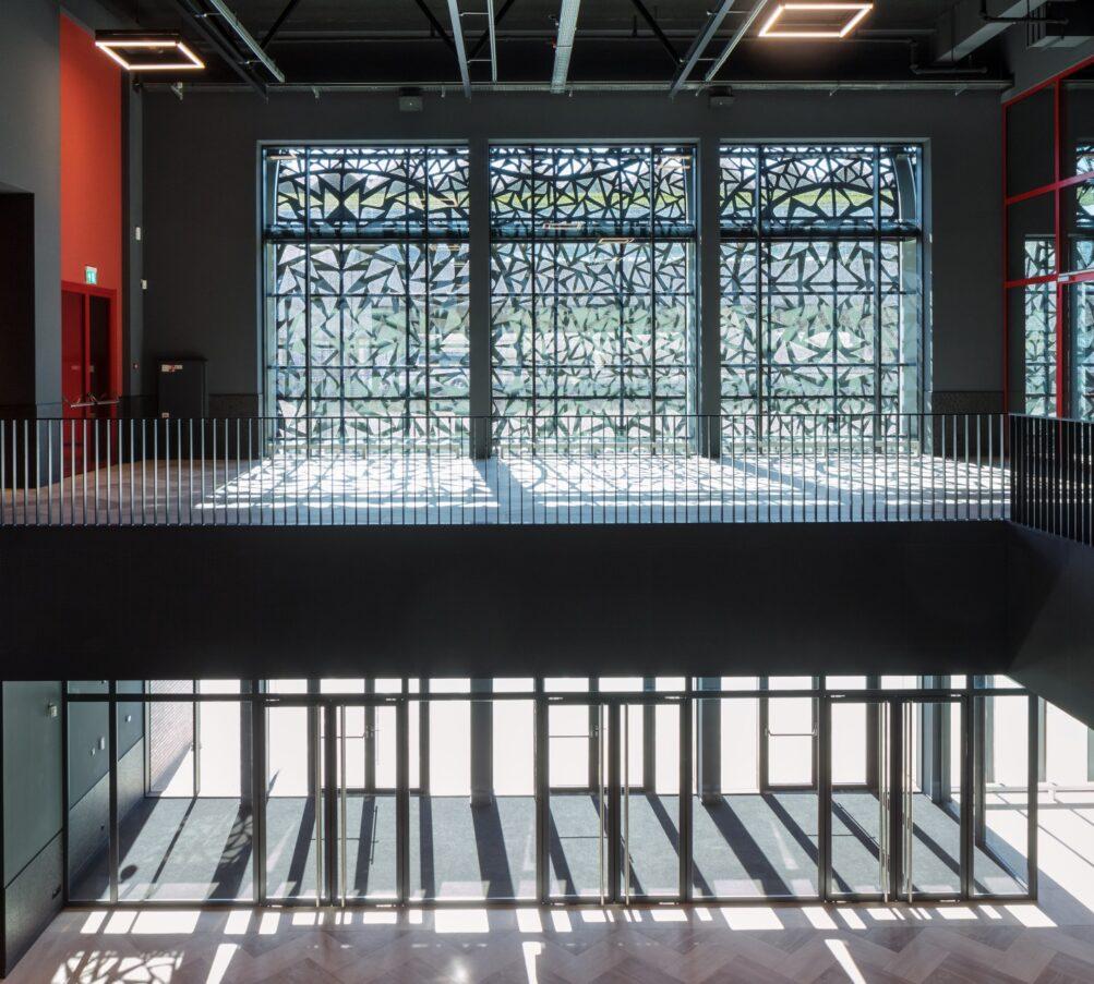 Blog Theater Zuidplein Kunstenpand van vogelhuisje tot definitief ontwerp zicht binnen buiten entree