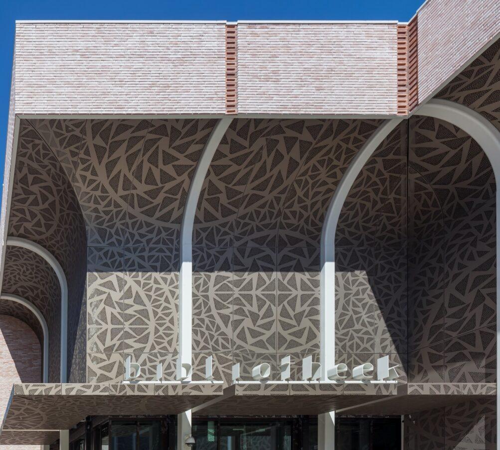 Blog Theater Zuidplein Rotterdam van vogelhuisje tot definitief ontwerp Bibliotheek
