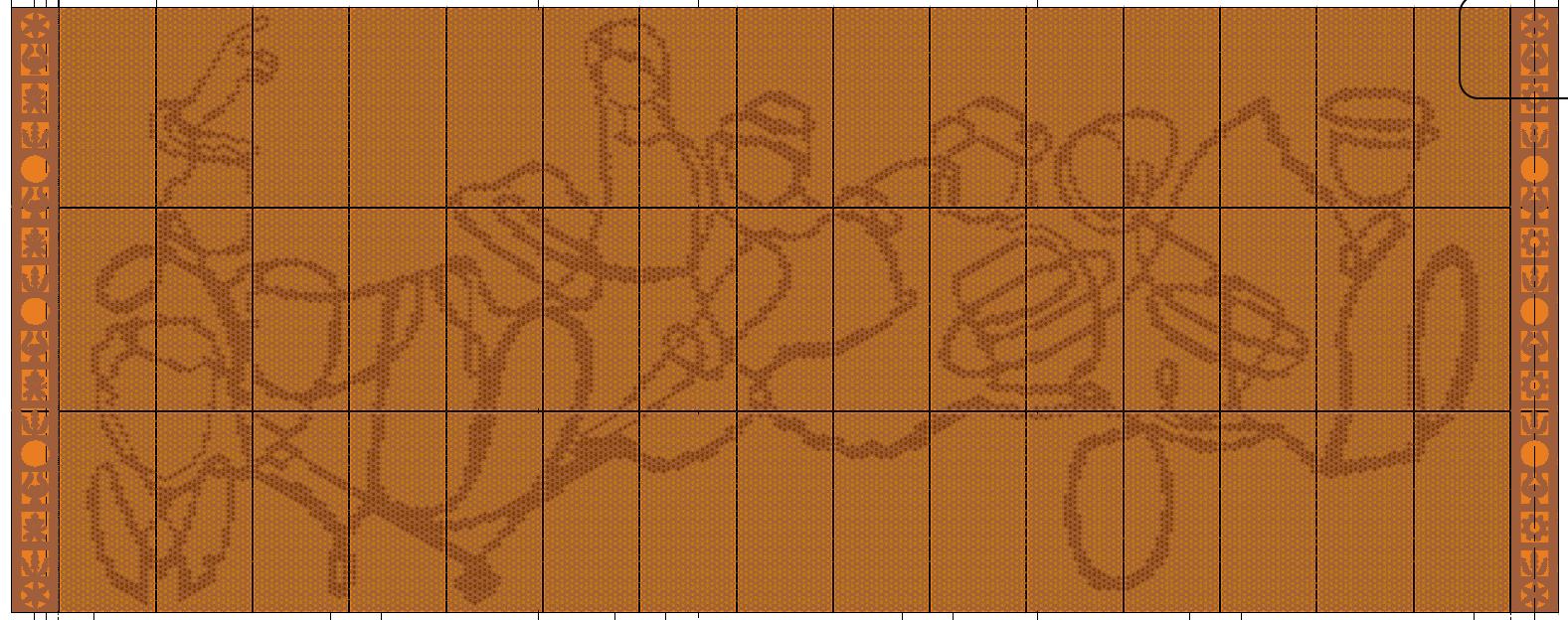 MD Formatura Patroon JG Emanstraat Aruba